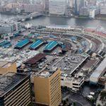 Tsukiji mercado